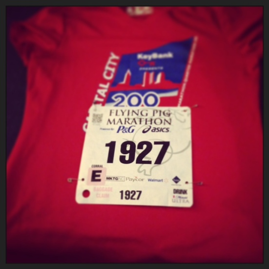 Flying Pig Marathon 2014