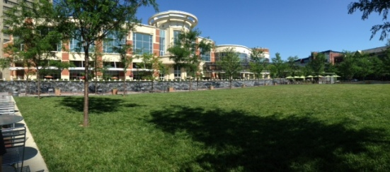 Lexington's Triangle Park